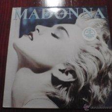 Discos de vinilo: MADONNA - TRUE BLUE. LP WEA, 1986. Lote 51364395