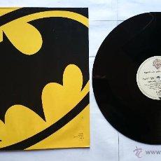 Discos de vinilo: PRINCE - PARTYMAN (THE VIDEO MIX 6:20) / FEEL U UP (6:30) (BSO BATMAN) (MAXI EDIC. ALEMANA 1989). Lote 51372653
