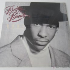 Discos de vinilo: BOBBY BROWN - RONI (3 VERSIONES) 1989 GERMANY MAXI SINGLE. Lote 51373714