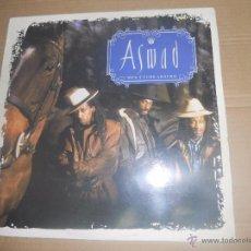 Discos de vinilo: ASWAD (MAXI) DON'T TURN AROUND +2 TRACKS AÑO 1988. Lote 51376292