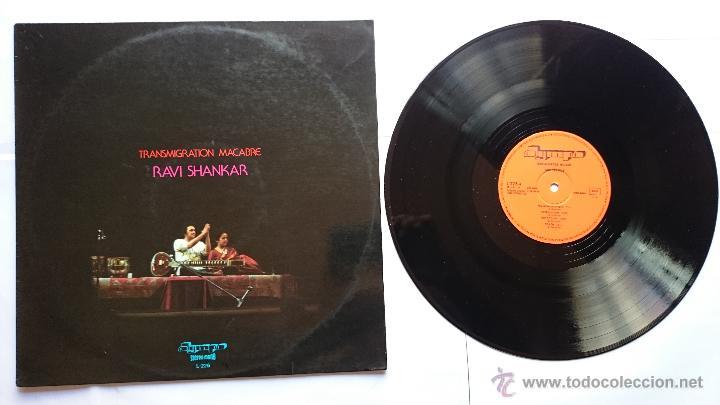 RAVI SHANKAR - TRANSMIGRATION MACABRE (1974/1977) (Música - Discos - LP Vinilo - Étnicas y Músicas del Mundo)