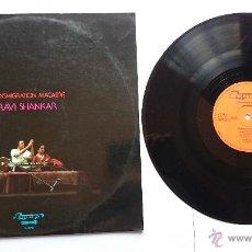 Discos de vinilo: RAVI SHANKAR - TRANSMIGRATION MACABRE (1974/1977). Lote 51377144