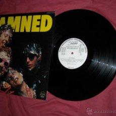 Discos de vinilo: DAMNED LP STIFF RECORDS - SPAIN DISCO PROMOCIONAL 1978 VER FOTO ADICIONAL. Lote 51378036