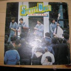 Discos de vinilo: SINGLE STREET BOYS SOME FOLKS. Lote 51378094