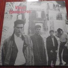 Discos de vinilo: VIDAS EJEMPLARES (EX MIEMBROS DE PARALISIS PERMANENTE Y NO). LP, 3 CIPRESES 1986. Lote 51378199
