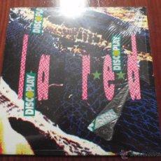 Discos de vinilo: LA RED. LP, POLYDOR 1991. Lote 51380187