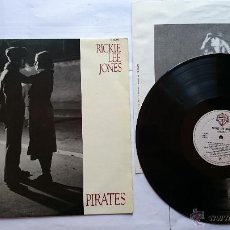 Discos de vinilo: RICKIE LEE JONES - PIRATES (1981). Lote 51381494