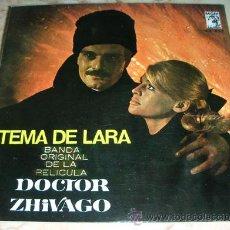 Discos de vinilo: TEMA DE LARA - EP DE LA PELICULA DR. ZHIVAGO -. Lote 51382869