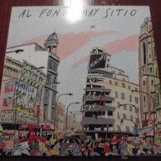 Discos de vinilo: AL FONDO HAY SITIO - A COLOCARSE Y AL LORO. MAXI-SINGLE VINILO, SOLERA DISCOS 1986. Lote 51385294
