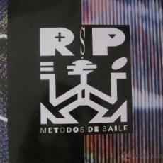 Discos de vinilo: R.S.P. - METODOS DE BAILE - LP CBS SPAIN 1990. Lote 51386084