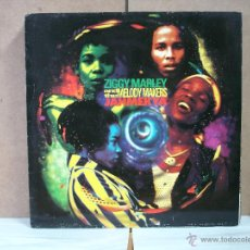 Discos de vinil: ZIGGY MARLEY AND THE MELODY MAKERS - JAHMEYKA - VIRGIN 211472 - 1991. Lote 51392111