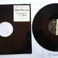 Discos de vinilo: SASH TRAP - DON'T YOU TELL ME TO DANCE (MONSTER MIX 7:50) (BSO JERRY MAGUIRE) (MAXI PROMO US 1996). Lote 51394828
