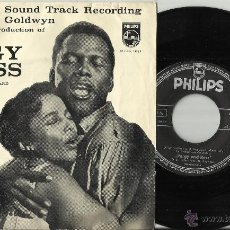 Discos de vinilo: PORGY AND BESS SINGLE B.S.O..HOLANDA. Lote 51405021