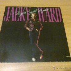 Discos de vinilo: JACKY WARD - NIGHT AFTER NIGHT (LP 1982, ELEKTRA ELK K 52376 (E1-60013)). Lote 51409099