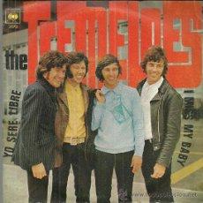 Discos de vinilo: THE TREMELOES CON THE KEIT MANSFIELD STRING SINGLE SELLO CBS AÑO 1969 EDITADO EN ESPAÑA. Lote 51412586