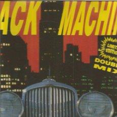 Discos de vinilo: BLACK MACHINE. Lote 51420252