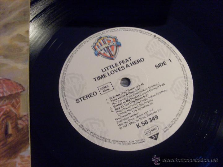 Discos de vinilo: LOS REBELDES (EN CUERPO Y ALMA ) LP (NM/NM) (VIN20) - Foto 4 - 51422817