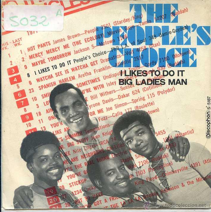 The people's choice / i likes to do it / big la - Sold through Direct Sale  - 51423636