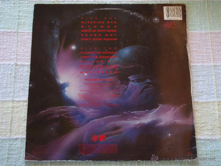 Discos de vinilo: ZZ TOP ( AFTERBURNER ) 1985 - GERMANY LP33 WARNER BROS RECORDS - Foto 2 - 51427663