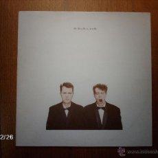 Discos de vinilo: PET SHOP BOYS - ACTUALLY . Lote 51430177