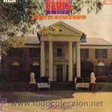 Discos de vinilo: ELVIS PRESLEY - RECORDED LIVE ON STAGE IN MEMPHIS. . Lote 51430824