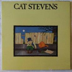 Discos de vinilo: CAT STEVENS, TEASER AND THE FIRECAT (ARIOLA) LP ESPAÑA - GATEFOLD. Lote 51431014