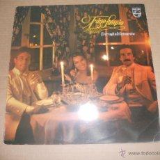 Discos de vinilo: TRIGO LIMPIO (LP) ENTRAÑABLEMENTE AÑO 1982. Lote 51434752