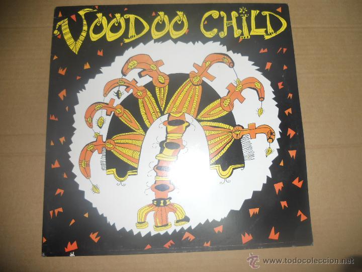 VOODOO CHILD (LP) VOODOO CHILD 1992 AÑO 1992 (Música - Discos - LP Vinilo - Grupos Españoles de los 90 a la actualidad)