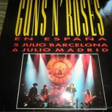 Discos de vinilo: GUNS N´ ROSES - EN ESPAÑA - MAXI 45 R.P.M. - ORIGINAL ESPAÑOL - GEFFEN RECORDS 1993 -. Lote 98128292