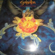 Discos de vinilo: GOLGOTHA - UN MAKER OF WORLDS LP - ORIGINAL INGLES - COMMUNIQUE RECORDS 1991 -. Lote 51437329