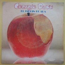 Discos de vinilo: GEORGIE DANN. EL JARDÍN DE ALÁ.. Lote 51440516