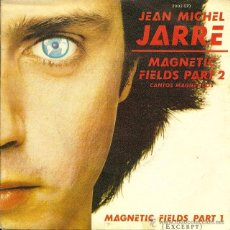 Discos de vinilo: JEAN MICHEL JARRE - MAGNETIC FIELDS PART 1 Y 2 POLYDOR - 1981. Lote 51442062