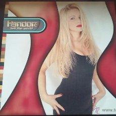 Discos de vinilo: PANDORA - TELL THE WORLD - 1995. Lote 211497306