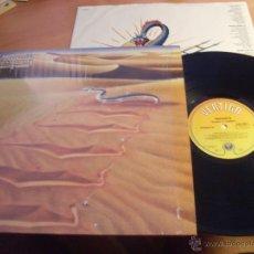 Discos de vinilo: NAZARETH (SNAKES 'N' LADDERS) LP ALEMANIA 1989 838426-1 INNER SLEEVE AND STICKER (NM/EX+) (VIN20). Lote 51446168