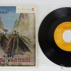 Discos de vinilo: TUNA FACULTAD VETERINARIA MADRID - AUPA TUNA - EP - CARRASIOSA + 3 - RCA VICTOR 1972 SPAIN - N MINT. Lote 51459047