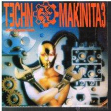Discos de vinil: QUIQUE TEJADA - TECHNOMAKINITA 3 - SINGLE 1992 - PROMO. Lote 219076266