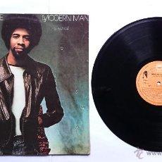 Discos de vinilo: STANLEY CLARKE - MODERN MAN (1978). Lote 51463150