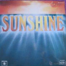 Discos de vinilo: LP - SUNSHINE - SAME (SPAIN, ROULETTE RECORDS 1977). Lote 51463183