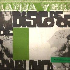 Discos de vinilo: LP ROBERTO CAPABLANCA ( COMICO ARGENTINO) : EL DISCO DE ORO DE CAPABLANCA . Lote 51473235