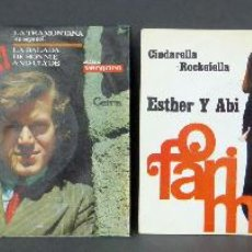 Discos de vinilo: 4 CANCIÓN FRANCESA ITALIANA OFARIM ALAN BARRIERE LEONARDO FAVIO GIANNI PETTENATI VINILO 45 RPM. Lote 51476916