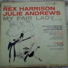 Discos de vinilo: LP ARGENTINO MY FAIR LADY AÑO 1956. Lote 51485568