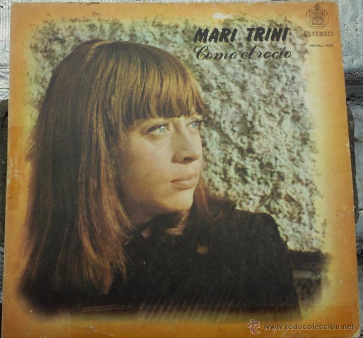 LP ARGENTINO DE MARI TRINI AÑO 1976 (Música - Discos - LP Vinilo - Solistas Españoles de los 70 a la actualidad)