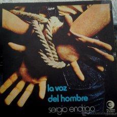 Discos de vinilo: LP ARGENTINO DE SERGIO ENDRIGO AÑO 1974. Lote 51485601