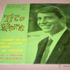 Discos de vinilo: TITO MORA - RCA VICTOR - 1963. Lote 51487420