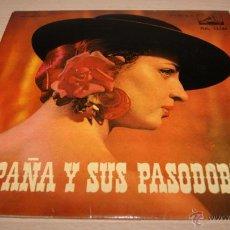 Discos de vinilo: ESPAÑA Y SUS PASODOBLES - LA VOZ DE SU AMO - 1958. Lote 51488715