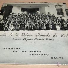 Discos de vinilo: BANDA DE LA POLÍCIA ARMADA DE MADRID - COLUMBIA - 1960.. Lote 51489727