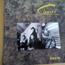 Discos de vinilo: CLANNAD ANAM LP. Lote 51490056