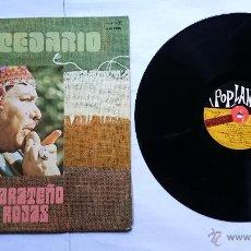 Discos de vinilo: TARATEÑO ROJAS - ABECEDARIO (1976). Lote 51490948