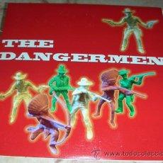 Discos de vinilo: THE DANGERMEN - YOU ARE DEFEATED+ 1 - SINGLE GARAGE ROCK AUSTRALIA. Lote 51492529