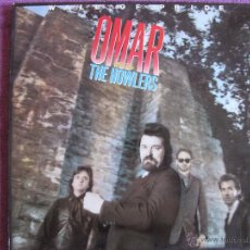 Discos de vinilo: LP - OMAR AND THE HOWLERS - WALL OF PRIDE (HOLLAND, CBS 1988). Lote 51496543